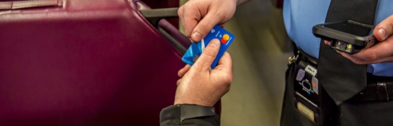 MBTA Introduces Mobile Credit Card Payment Option