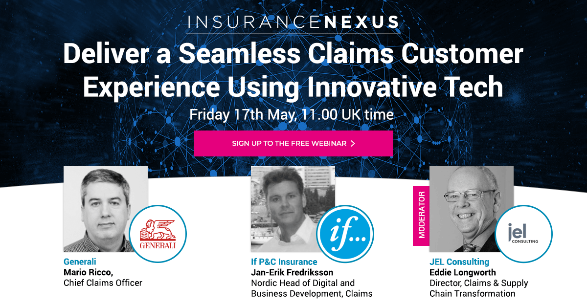 Seamless Claims Customer Experience using Innovative Tech