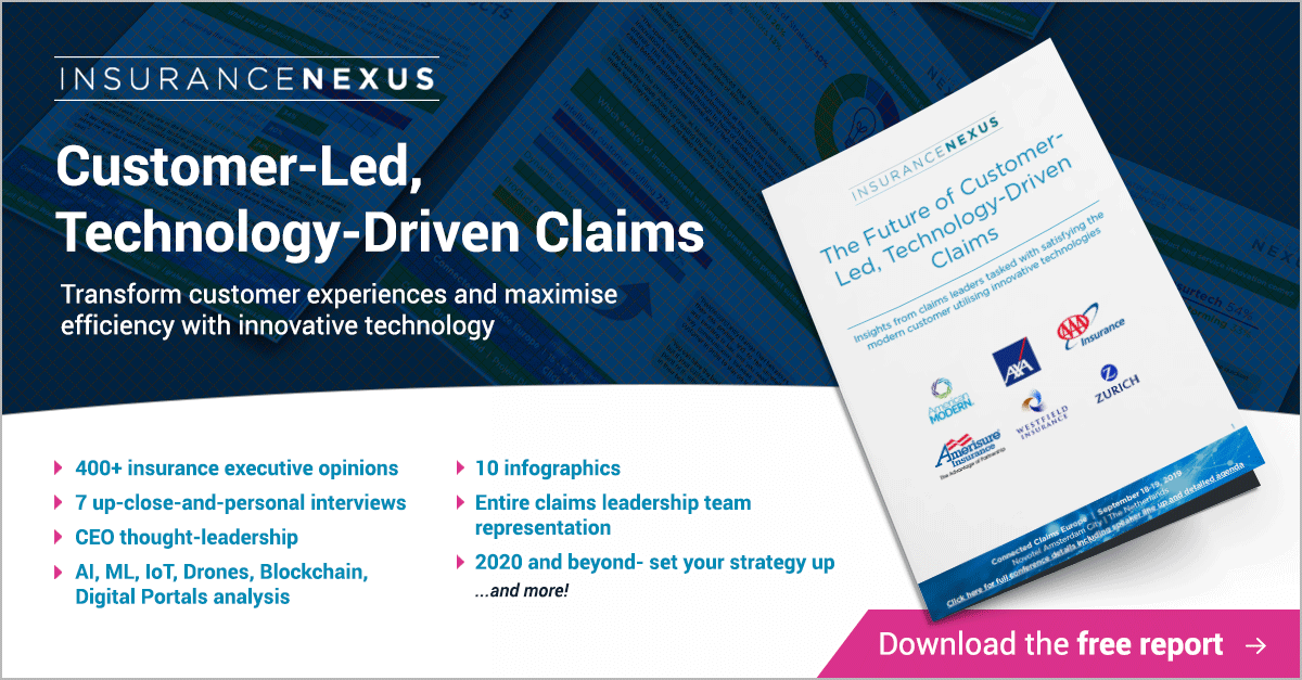 Customer Led Technology Driven Claims