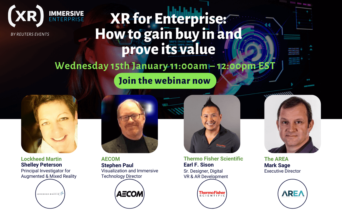 XR for Enterprise: How to Gain Buy-In and Prove its Value