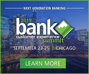 Bank Customer Experience Summit 2019