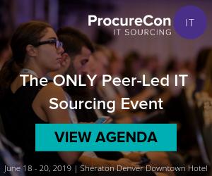 ProcureCon IT Sourcing