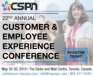 22nd Annual CSPN Customer & Employee ExperienceConference