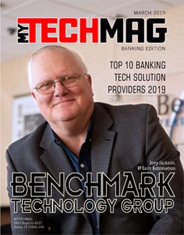 MYTECHMAG Magazine Banking Edition Mar 2019
