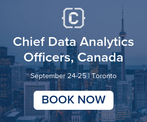 Chief Data Analytics Officers Canada Side