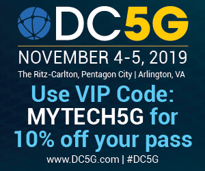 DC5G Event Side Banner