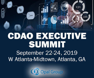 CDAO Executive Summit Side Banner
