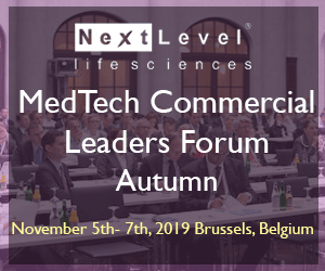 Medtech Commercial Leaders Forum Autumn Side Banner