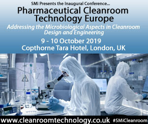 Pharmaceutical Cleanroom Technology Europe Conference Side Banner