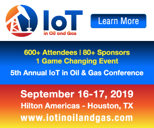 IoT in Oil & Gas Side Banner