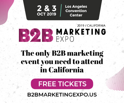 B2B Marketing Expo USA Side Banner