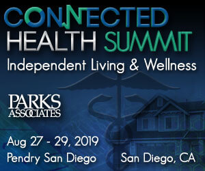 Connected Health Summit 2019 Side Banner
