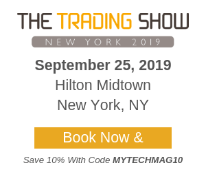 The Trading Show NY Side Banner
