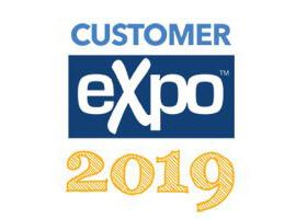 Customer Expo 2019 Logo