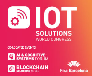 IoT Solutions World Congress Side Banner