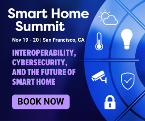 Smart Home Summit Side Banner