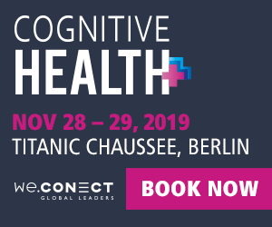 Cognitive Health 2019 Side Banner