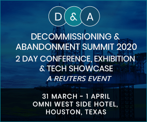 Decommissioning & Abandonment Summit 2020