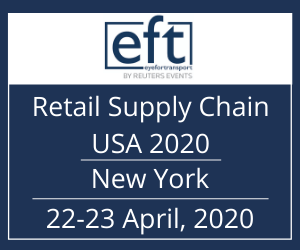 Retail Supplychain USA 2020 Side Banner