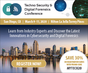 Techno Security Digital Forensic Conference Side Banner