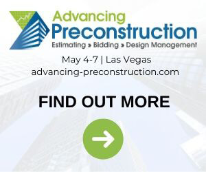 Advancing Preconstruction 2020 Side Banner