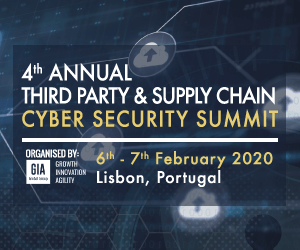 Cyber Security Summit Side Banner