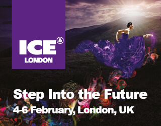 ICE London 2020 Side Banner