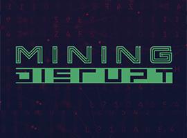 Mining Disrupt Miami Dash Cryptoportal Events Logo