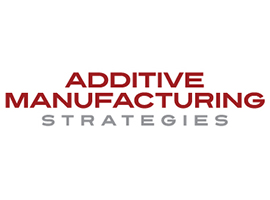 Additive Manufacturing Strategies Logo