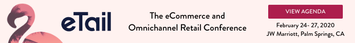 The eCommerce & Omnichannel Retail Conference Top Banner