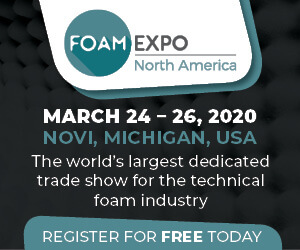 Foam Expo North America Side Banner