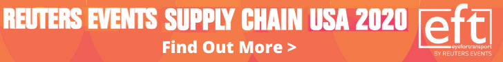 Supplychain USA 2020 Top Banner