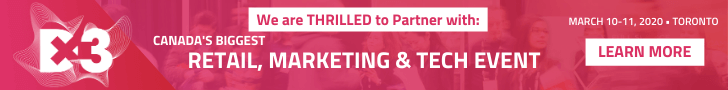 DX3 Retail Marketing & Tech Event Top Banner