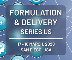 3rd Annual Formulation & Drug Delivery Congress USA Side Banner