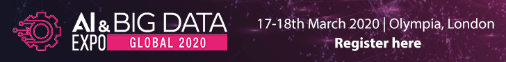 AI & Big Data Expo Global 2020 Top Banner