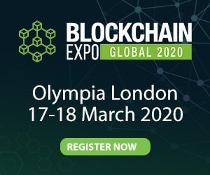 Blockchain Expo Global 2020 Side Banner