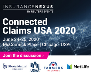 Connected Claims USA 2020 Side Banner