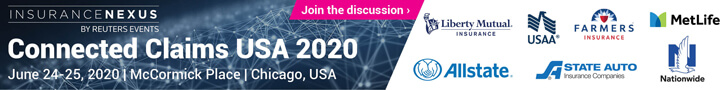 Connected Claims USA 2020 Top Banner