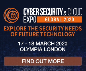 Cyber Security & Cloud Expo Global 2020 Side Banner