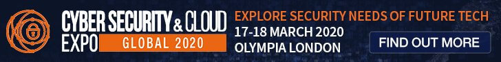 Cyber Security & Cloud Expo Global 2020 Top Banner