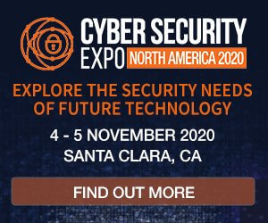 Cyber Security Expo North America 2020 Side Banner