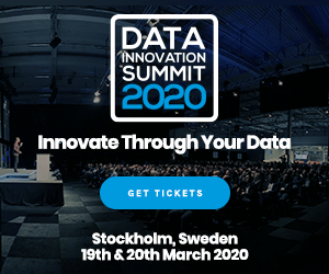 Data Innovation Summit 2020 Side Banner
