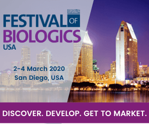 Festival of Biologics USA Side Banner