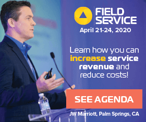 Field Service Palm Springs 2020 Side Banner