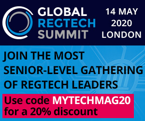 Global RegTech Summit Side Banner