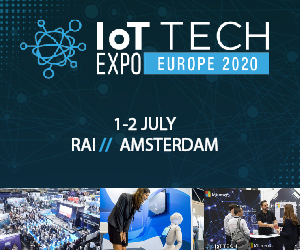 IoT Tech Expo Europe 2020