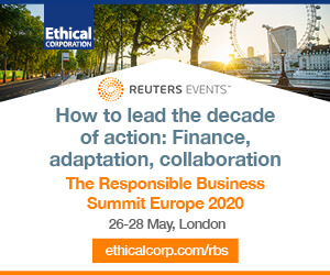 Responsible Business Summit Europe 2020 Side Banner