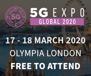 5G Expo Global 2020 Side Banner