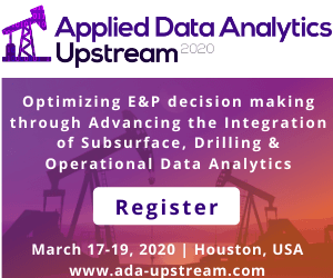 Applied Data Analytics Upstream Conference 2020 Side Banner