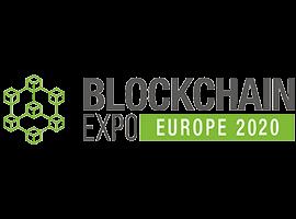 Blockchain Expo Europe 2020 Logo